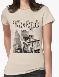 The Spot Womens Fitted T-Shirt