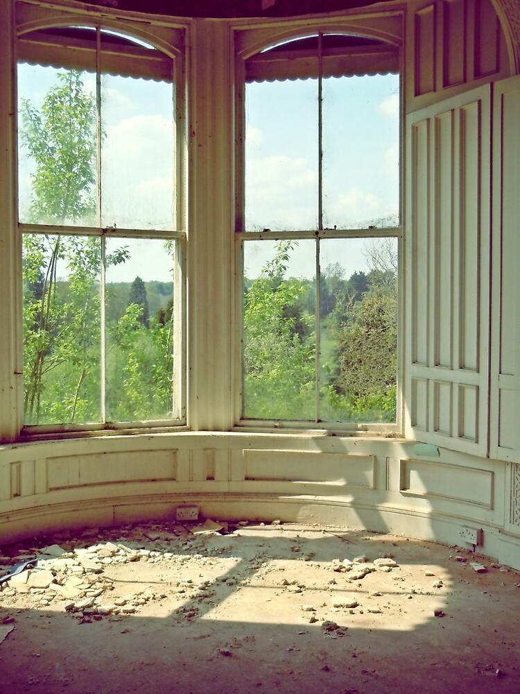 Window II ~ Lillesden School by Josephine Pugh