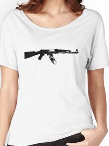 kalashnikov Women's Relaxed Fit T-Shirt