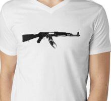 kalashnikov Mens V-Neck T-Shirt