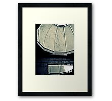 Abstract ~ Lillesden School Framed Print