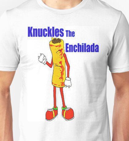 Knuckles the Enchilada Unisex T-Shirt