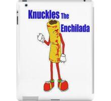 Knuckles the Enchilada iPad Case/Skin