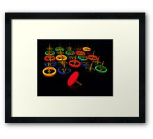 Primary...  Framed Print