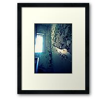The Stairwell ~ Lillesden School Framed Print