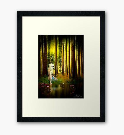 Dawn Refresh Framed Print