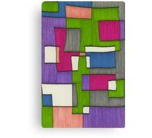 blocks-2011-04 Canvas Print