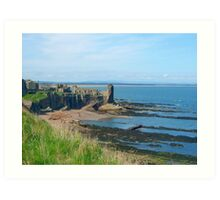 St. Andrews - Scotland Art Print