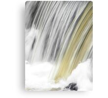 Abstract Flow  Metal Print