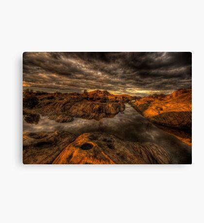 Storm Dells Canvas Print