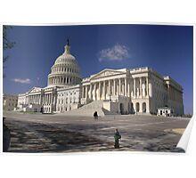 U.S. Capitol Poster