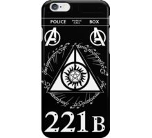 All your favourites iPhone Case/Skin