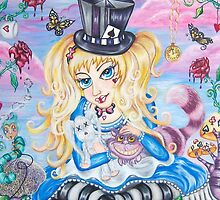 alice in wonderland by magicalspirit