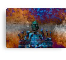 WYSIWYG Canvas Print