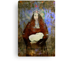 Easter Queen Canvas Print