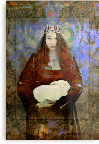Easter Queen by Antaratma Images