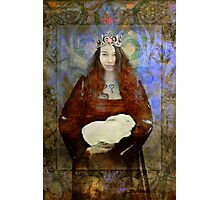 Easter Queen Photographic Print