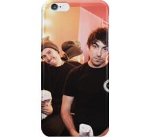 Alex Gaskarth and Josh Franceschi - All Time Low & You Me At Six iPhone Case/Skin