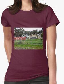Balliang Rural Fire Brigade - Victoria Womens Fitted T-Shirt