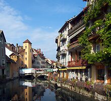 Annecy by arteparada