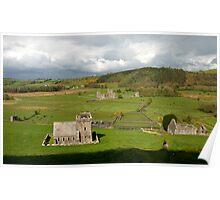 A Glimpse of Irish Sunlight Poster