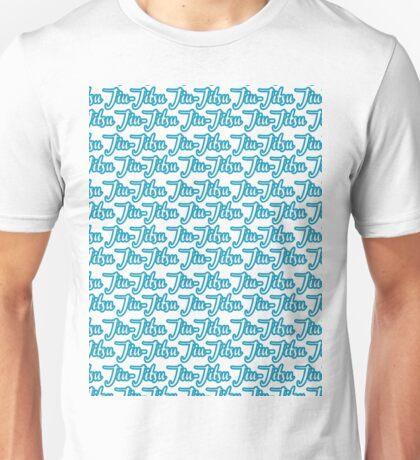 Jiu-Jitsu Blue  Unisex T-Shirt