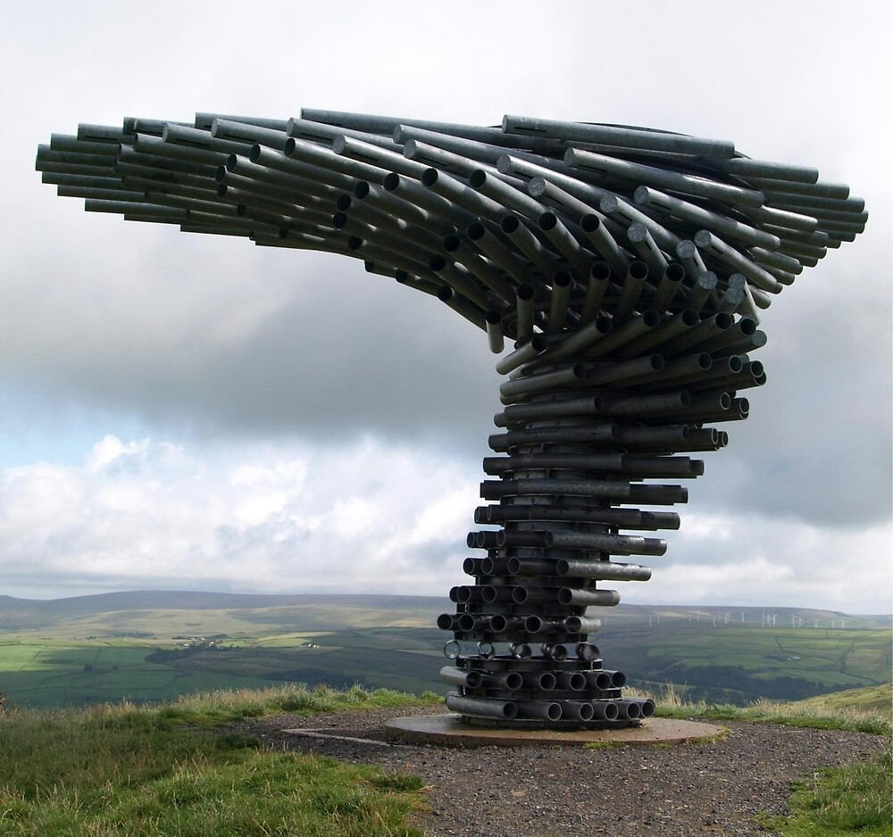 The Singing Ringing Tree by Tony Worrall