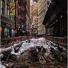 Nassau Street - Manhattan by steeber