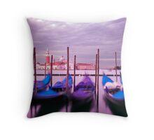 Venezia #3 Throw Pillow