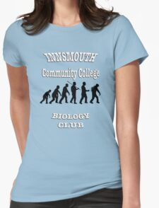 Innsmouth Biology Club Womens Fitted T-Shirt