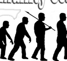 Innsmouth Biology Club Sticker