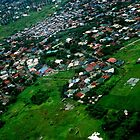 manila from above - philippines by kenfarnaso