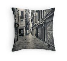 Venezia #5 Throw Pillow