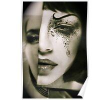 """Photo Montage #11""""Broken Dreams"""" Series. Poster"""