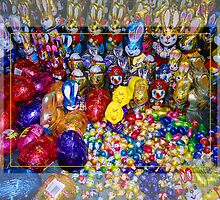 EASTER GOODIES by Keith G. Hawley