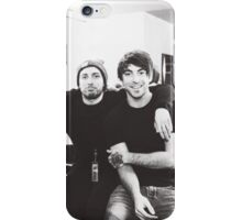 Alex Gaskarth and Josh Franceschi 5 - All Time Low and You Me At Six iPhone Case/Skin