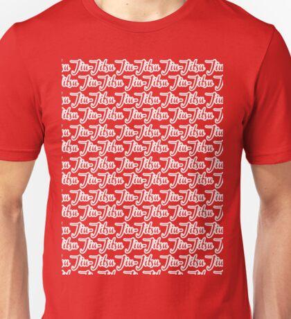 Jiu-Jitsu White  Unisex T-Shirt
