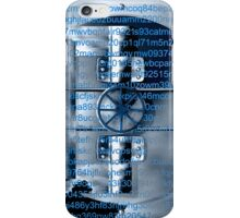 Digital encryption iPhone Case/Skin