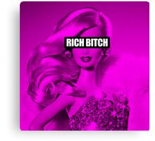 RICH B Canvas Print