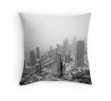 Dubai #1 Throw Pillow