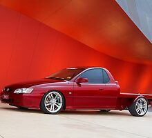 Holden VY One Tonner by John Jovic