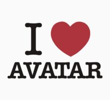I Love AVATAR by ilvu