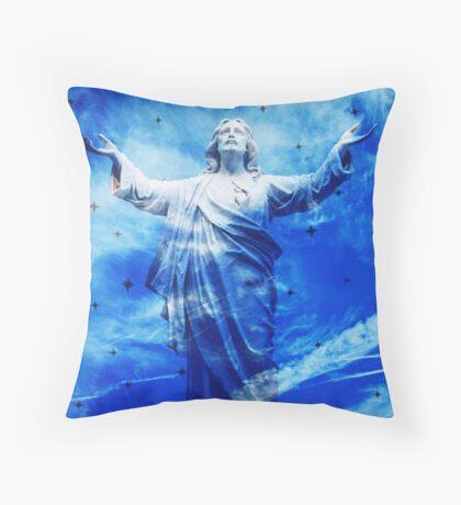 He Is Risen Throw Pillow