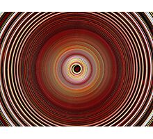 Colour Play Twirl Photographic Print