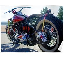 Chopped Panhead Poster