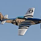 P-51 Mustang - Crazy Horse by Joe Elliott