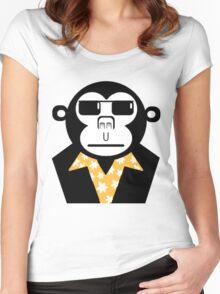 MonkeySuit Women's Fitted Scoop T-Shirt