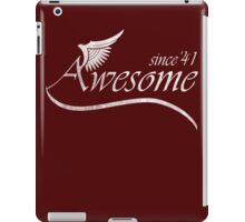 Awesome Since 1941 iPad Case/Skin