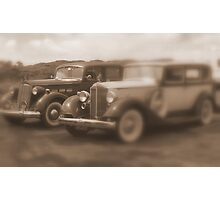 Driving miss Daisy #1 Photographic Print