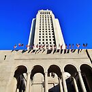 Los Angeles City Hall by Stephen Burke